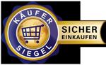 Kaufer Siegel Sicher Einkaufen logo